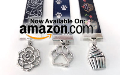 Book Buckles Bookmarks Now Available on Amazon