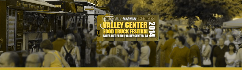 See us at the Food Truck Festival at Bates Nut Farm August 23